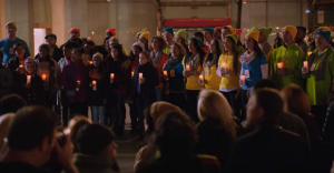 Microsoft lleva un original mensaje de paz a Apple