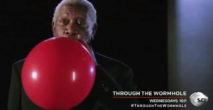 Morgan Freeman en helio