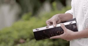 Una marca de insecticida crea el más original anuncio para revista