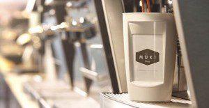Una taza de café interactiva