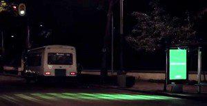 Nescafé convierte los paraderos de autobús en semáforos