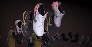 Nike nos muestra la evolución de sus zapatillas con una alucinante animación que vale la pena ver