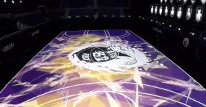 Nike crea la más alucinante cancha de basket interactiva