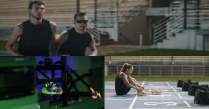 Olympikus demuestra de muchas maneras la eficacia de sus nuevas zapatillas para correr