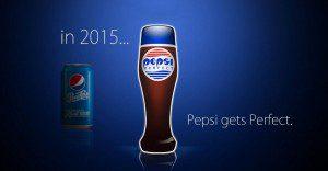 La Pepsi de Volver al Futuro II ya está acá