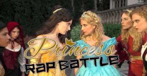Un singular rap de princesas de Disney desata furor en Internet