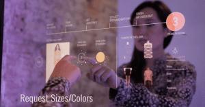 Un probador virtual de Ralph Lauren que está causando sensación