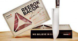 Un extraño producto sorprende a los usuarios de Reebok