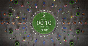 El smartwatch de Samsung cobra vida gracias a 150 personas