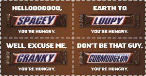 Snickers cambia sus empaques para satisfacer a sus más exigentes consumidores
