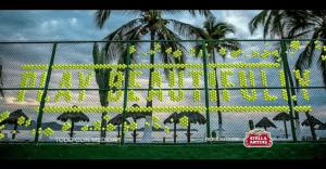 Alucinante time lapse de Stella Artois para el Abierto de Tennis de Acapulco
