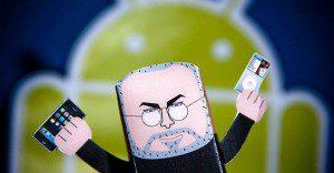 El día que Steve Jobs empezó a revolcarse en su tumba por la culpa de Android