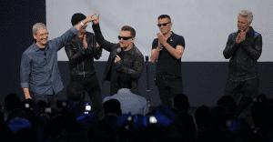 """Apple lanza una herramienta para eliminar el """"indeseable"""" álbum de U2 de sus dispositivos"""