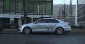 Volkswagen guarda estacionamiento a sus clientes más apurados