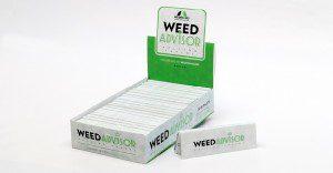 Un original rolling paper para que los consumidores no manejen bajo los efectos de la droga