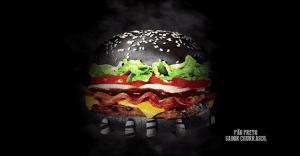 Burger King presentó una terrorífica hamburguesa que al público asustó