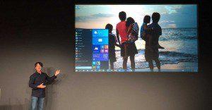 Microsoft anuncia el nuevo Windows 10