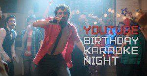 YouTube celebra sus 9 años con un extraño karaoke