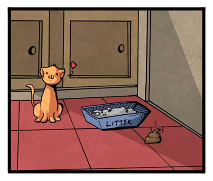19-ilustraciones-detallan-como-es-vivir-con-gatos-12