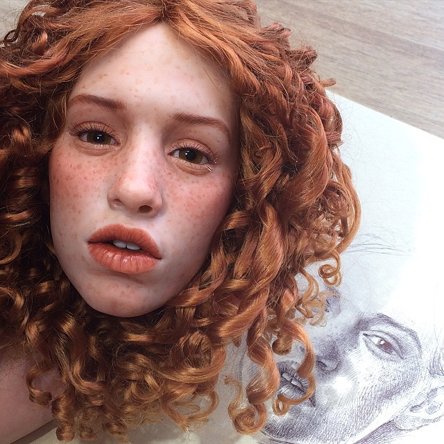 artista-realiza-rostros-de-muñecas-totalmente-reales-a-simple-vista-2