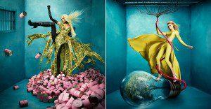 Imponentes fotografías de Tejal Patni que rinden honor a cada mes del año