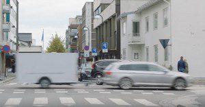 Este tráiler de Volkswagen puso alerta al público en Noruega