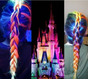 Ahora podrás tener el arcoíris en tu cabellera