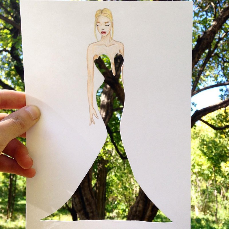 Artista Lleva El Diseño De Modas A Otro Nivel Y El Resultado Es