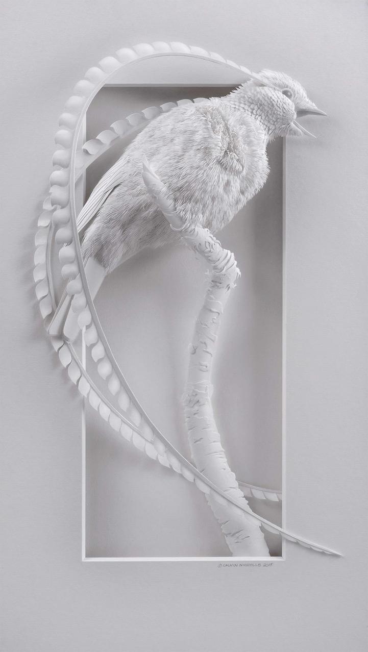 artista-transforma-el papel-en-animales-zoológico-10
