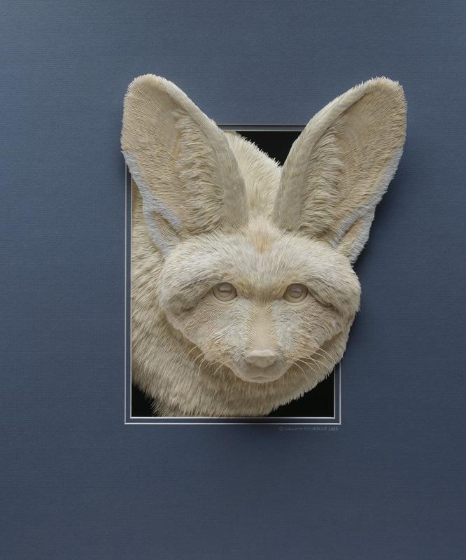 artista-transforma-el papel-en-animales-zoológico-8