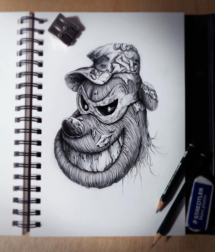 personajes-de-la-cultura-pop-beard
