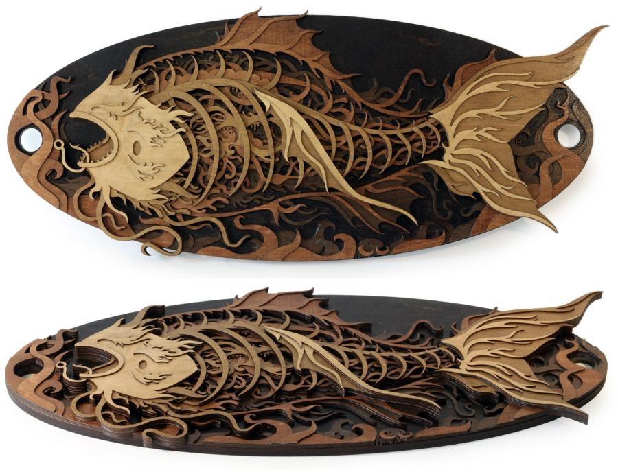 criaturas-miticas-creadas-de-madera-1