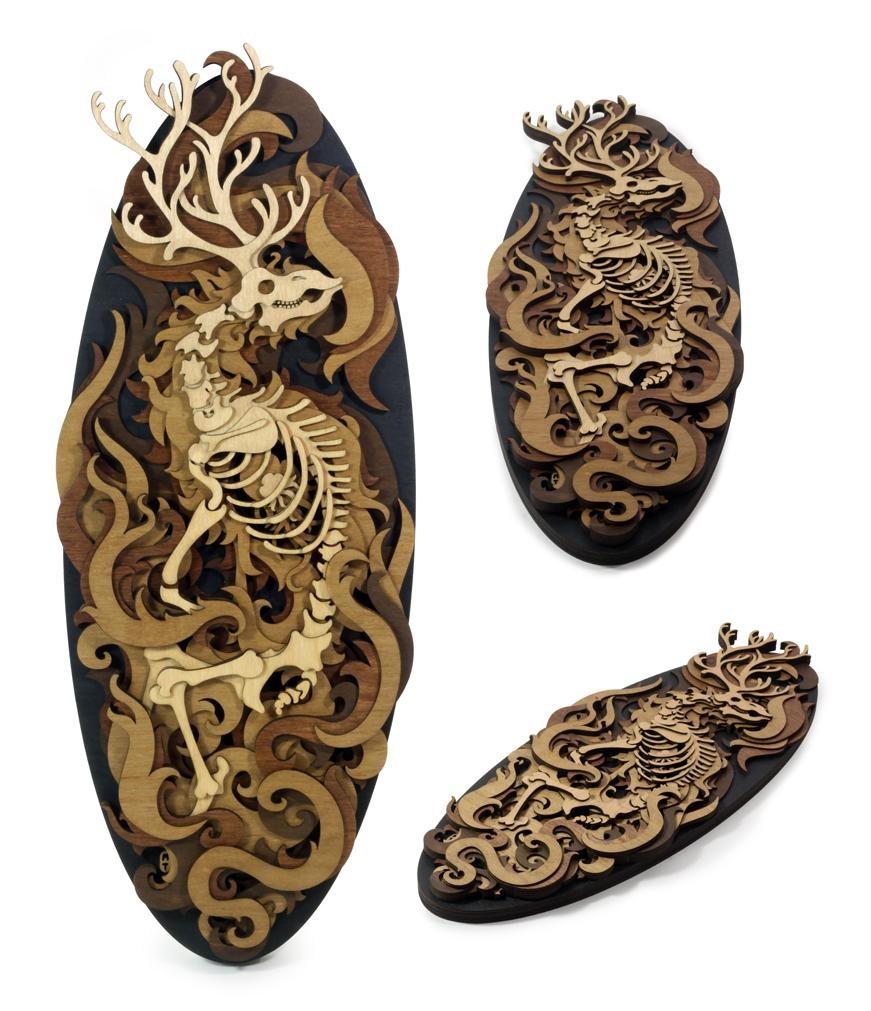 criaturas-miticas-creadas-de-madera-2