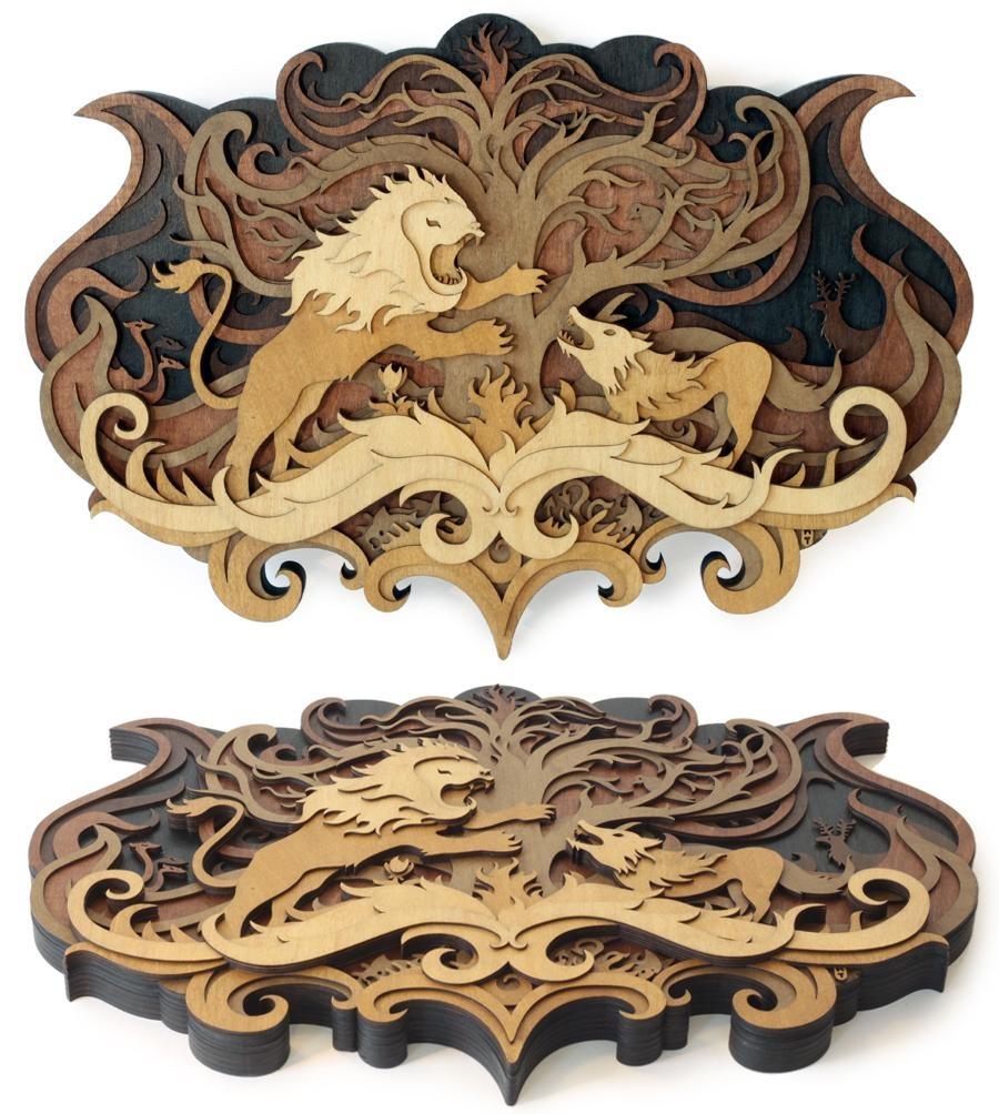 criaturas-miticas-creadas-de-madera-4