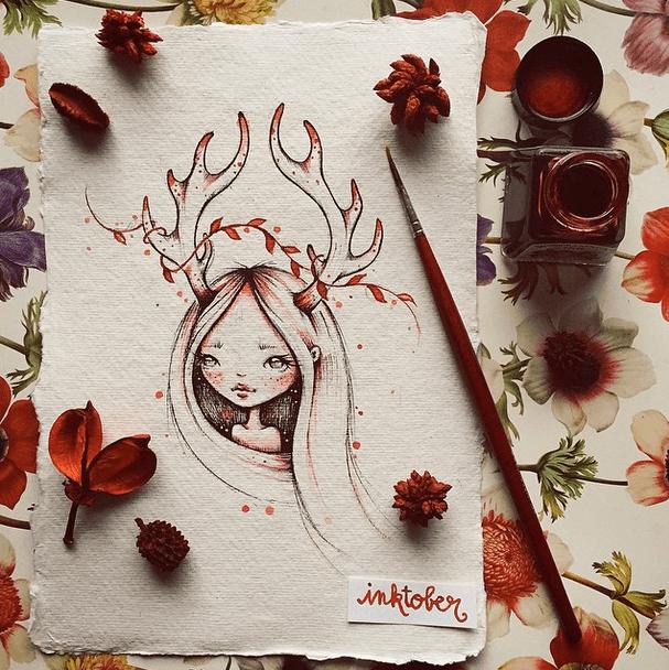 encantadoras-ilustraciones-hechas-con-tinta-y-acuarela-10