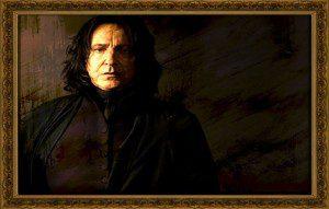 Falleció Alan Rickman, actor que personificó a Severus Snape