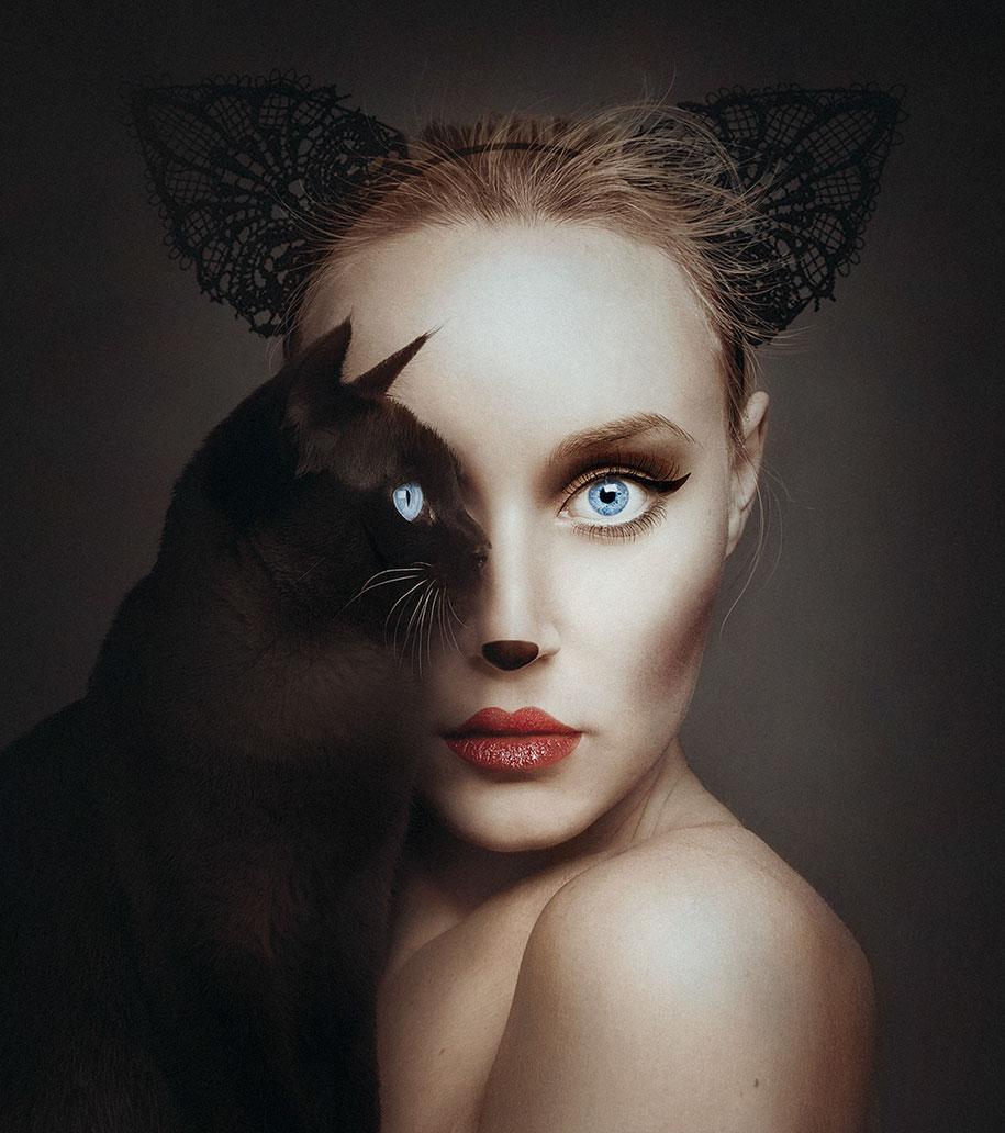 Resultado de imagen para autorretrato maquillaje