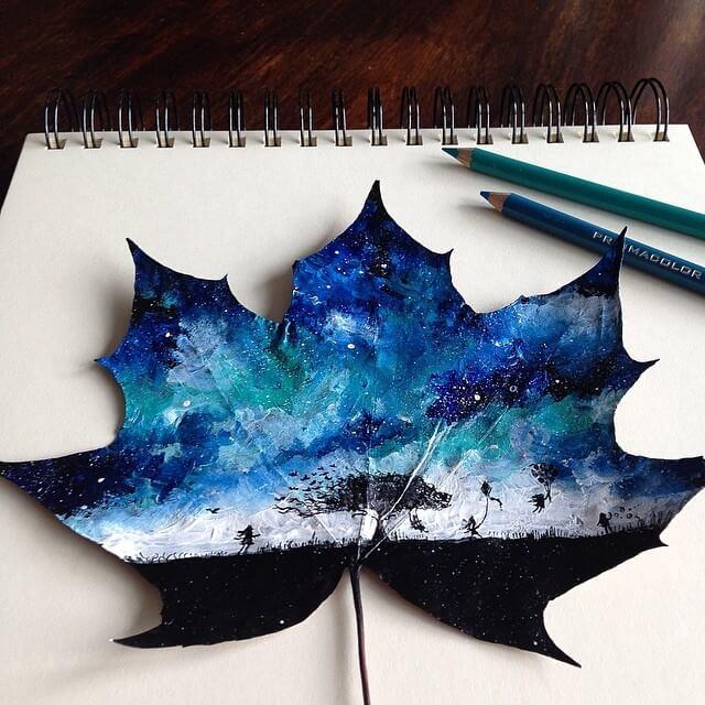 arte-pinturas-hojas-secas-3