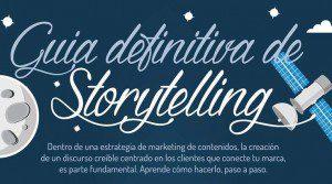 Ilustraciones que explican qué es el Storytelling y los beneficios que le ofrece a tu marca