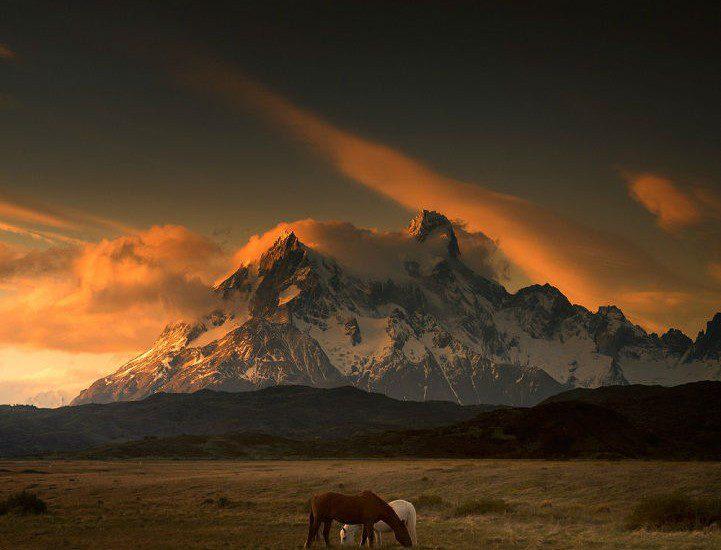 Fotografías Impresionantes De La Naturaleza Del Fotógrafo: Fotógrafo Captura La Belleza De Los Impactantes Paisajes