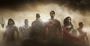 Presentan la primera imagen con todos los miembros de La Liga De La Justicia