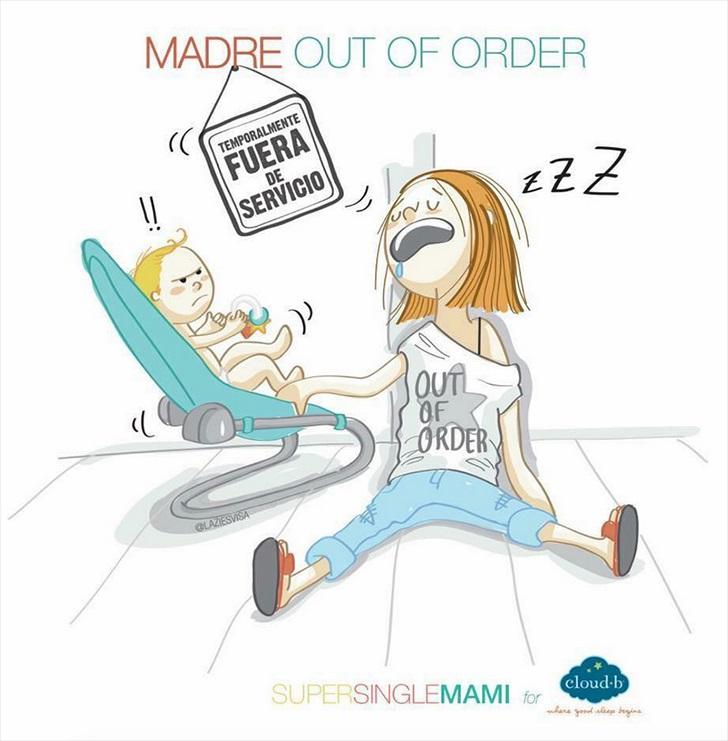 madre-soltera-ilustra-sus-situaciones-más-relevantes-como-madre-1