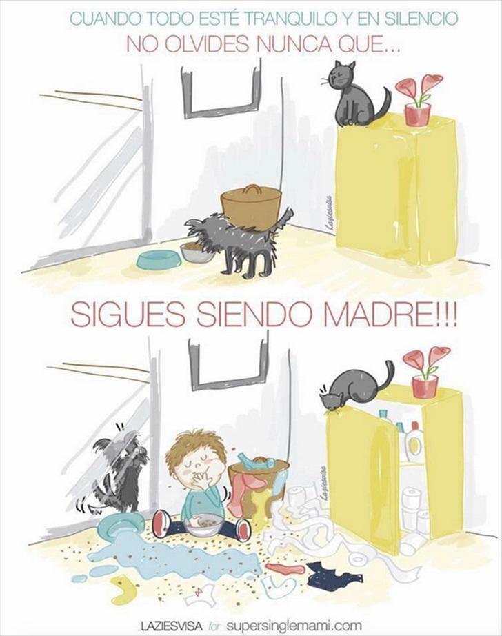 madre-soltera-ilustra-sus-situaciones-más-relevantes-como-madre-16