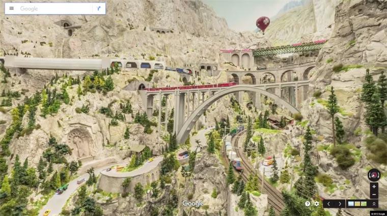 street-view-mini-ferroviario-mas-grande-del-mundo