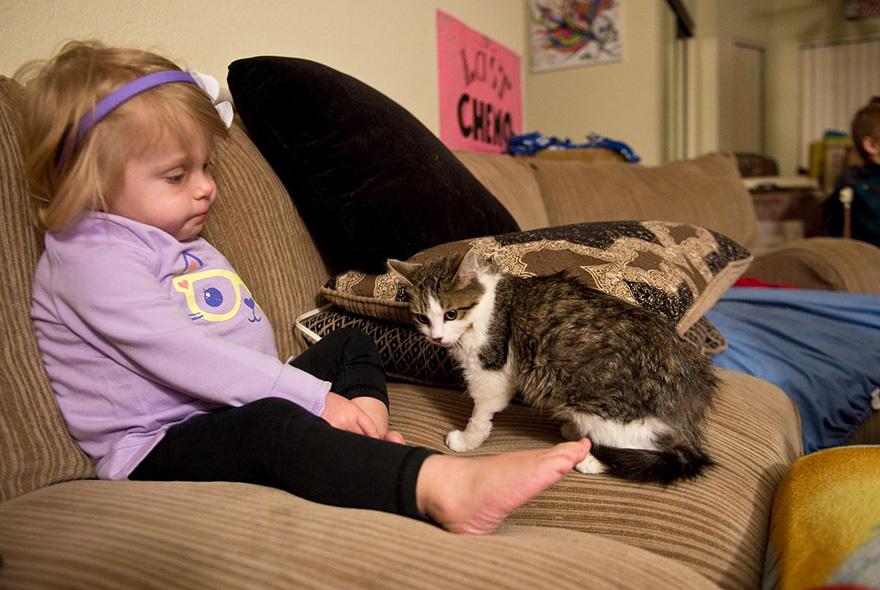 niña-y-pequeño-gatito-son-mejores-amigos-3