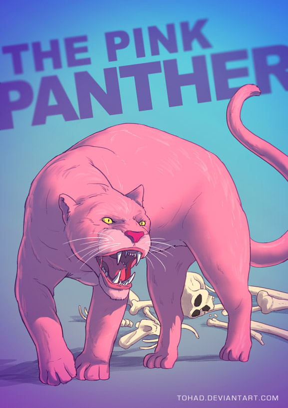 pinkpanther_by_tohad