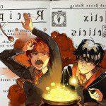 secretos de los hechizos de harry potter