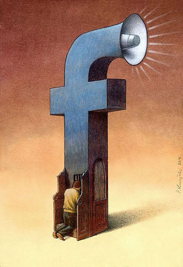 serie-de-ilustraciones-demuestran-la-gran-adicción-que-tenemos-hacia-la-tecnología-14