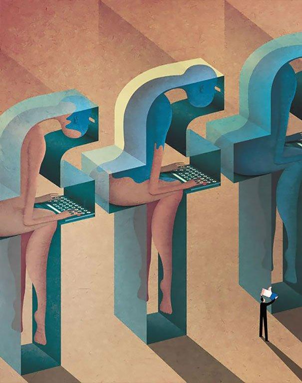 serie-de-ilustraciones-demuestran-la-gran-adicción-que-tenemos-hacia-la-tecnología-2