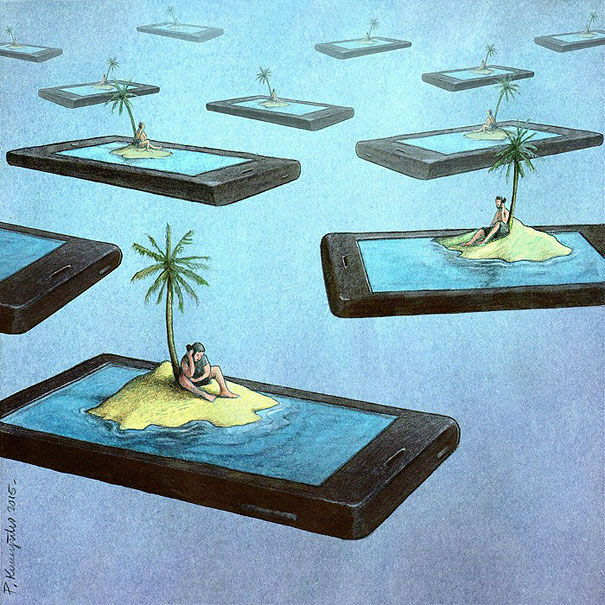 serie-de-ilustraciones-demuestran-la-gran-adicción-que-tenemos-hacia-la-tecnología-4